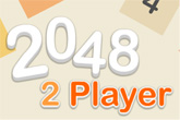 2048 2 Player Mode